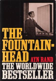 The Fountainhead By Ayn Rand Book