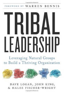 Tribal Leadership: Leveraging Natural Groups to Build a Thriving Organization By Dave, John & Halee Book