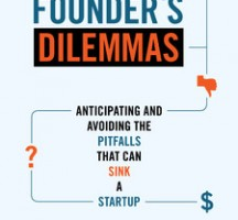 FREE Download 'The Founder's Dilemmas' By Noam Wasserman
