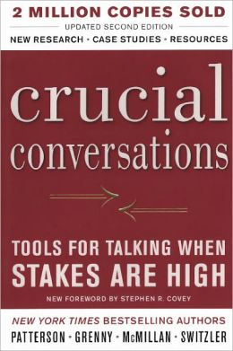 Crucial Conversations: Tools for Talking When Stakes Are High By Kerry Patterson Ebook