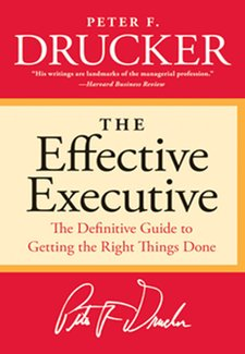 Download 'The Effective Executive' By Peter F. Drucker PDF Ebook