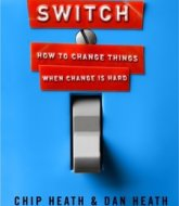 Switch: How to Change Things when Change is Hard by Chip Heath and Dan Heath Book