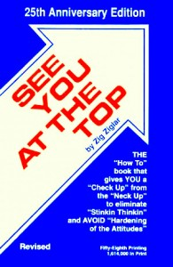 See You at the Top By Zig Ziglar Book