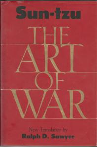 The Art of War by Sun Tzu Book