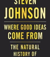 Where Good Ideas Come From: The Natural History of Innovation by Steven Johnson Book