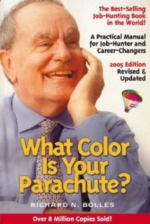What Color Is Your Parachute 2015 A Practical Manual for Job-Hunters and Career-Changers by Richard Bolles