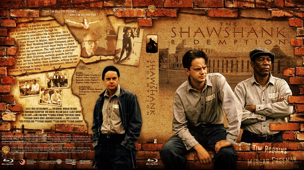 3rd Motivation Movie, The Shawshank Redemption (1994)